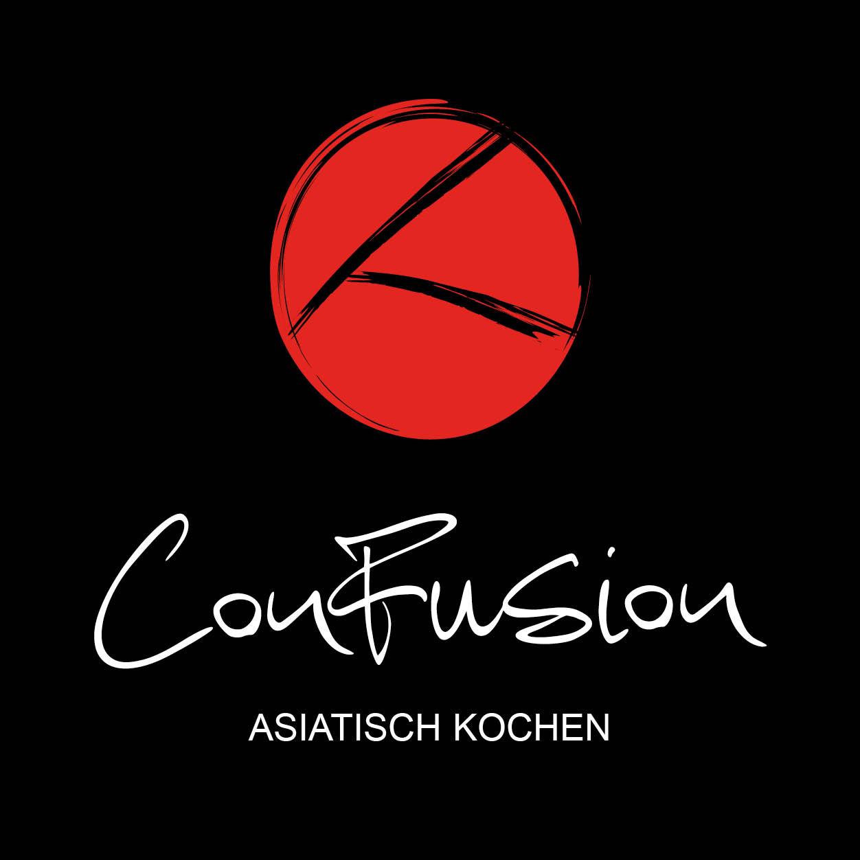 ConFusion - Asiatisch kochen Logo