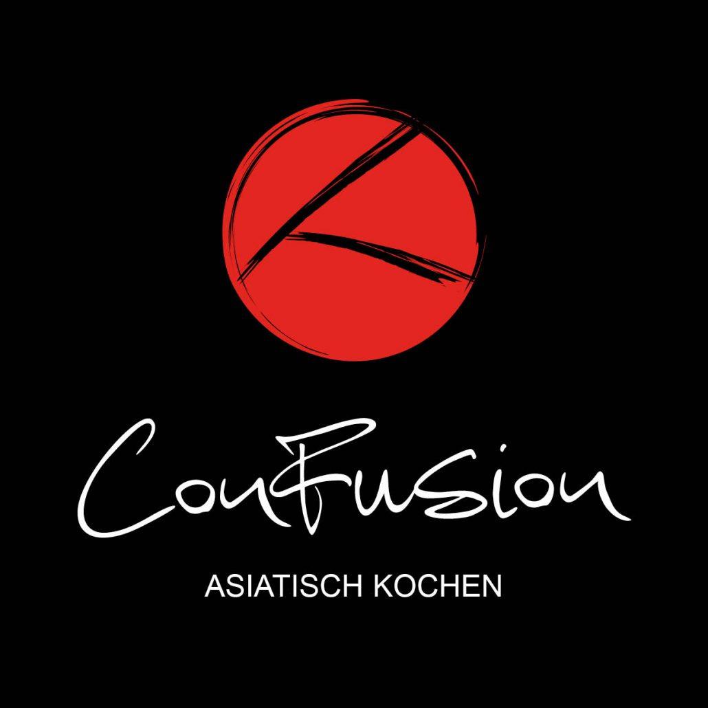 Logo ConFusion - Asiatisch kochen