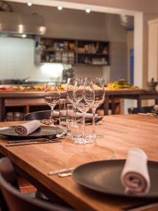ConFusion Studio Interior gedeckter Tisch 2