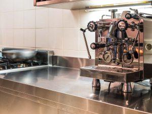 ConFusion Studio Interior Rocket Kaffeemaschine