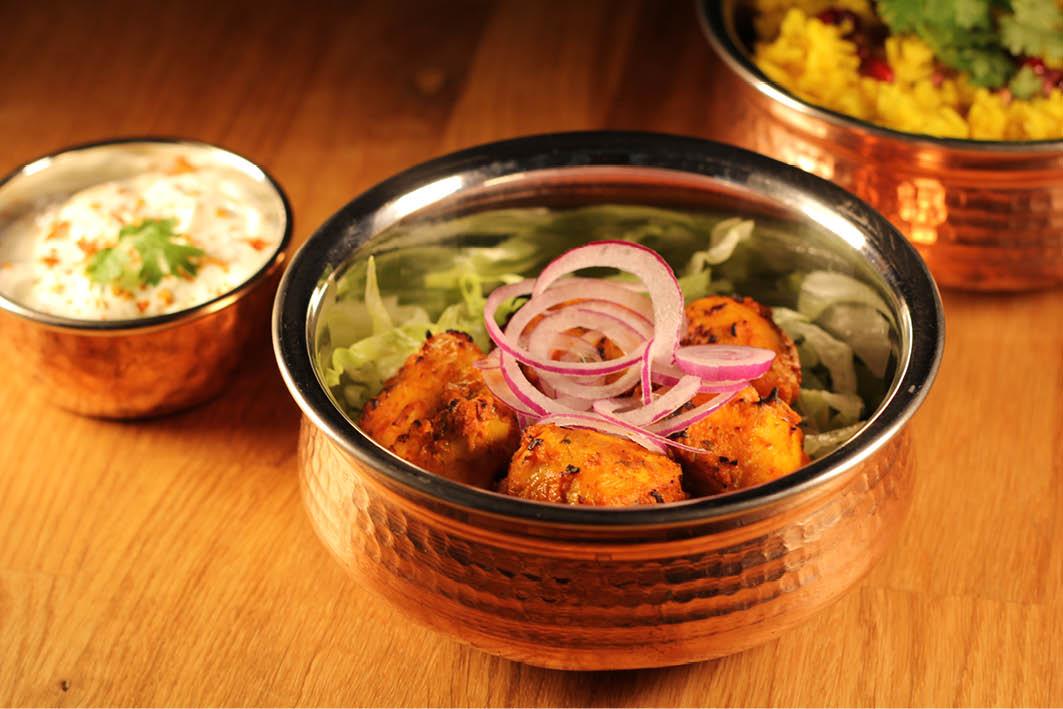 Indische Gewürzküche - Murgh Tikka