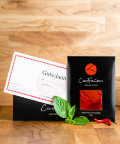 ConFusion Gutschein Rote Thai Currypaste
