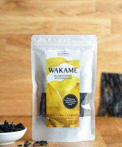 Algamar Bio Wakame 25g Vorderseite