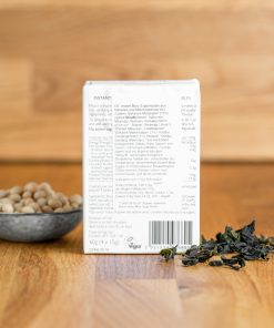 Clearspring Braune Bio Reis Instant Misosuppe Rückseite