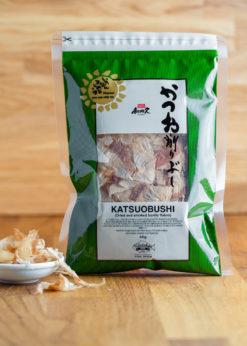 Katsuobushi - getrocknete Bonitoflocken 40g Vorderseite