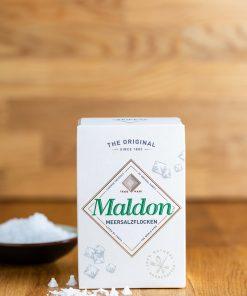 Maldon Salz 250g Vorderseite