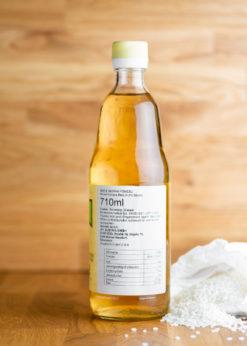 Mizkan Rice Vinegar 710ml Back