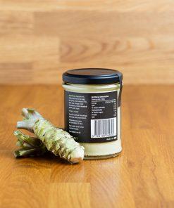 Wasabi Company Wasabi Mayonnaise Rückseite