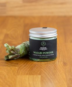 Wasabi Company Wasabipulver Vorderseite
