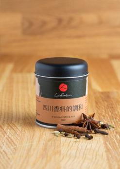 Sichuan Spice Mix Bio